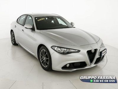 gebraucht Alfa Romeo Giulia 2.2 Turbodiesel 150 CV AT8 Business