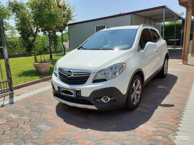usata Opel Mokka Mokka 1.7 CDTI Ecotec 130CV 4x2 aut. Cosmo