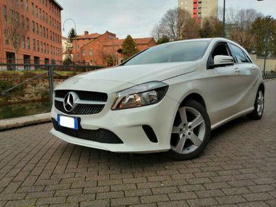 usata Mercedes A160 CDI Executive KM CERTIFICATI