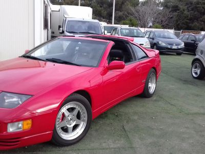used Nissan 300 ZX - 1992