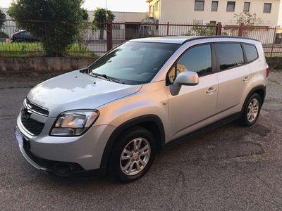usata Chevrolet Orlando 1.8 GPL LT 7posti Elegance
