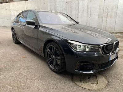 usata BMW 740 M sport