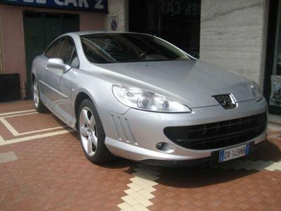 second-hand Peugeot 407 Coupe COUPE' 2.7 V6 HDI FELINE