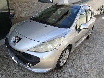 usado Peugeot 207 1.6 HDi 110CV SW XS Ciel