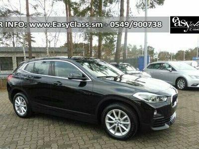 usata BMW X2 xDrive20dA ADVANTAGE LED NAVI PDC ALLARME