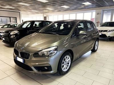 usata BMW 218 Serie 2 Active Tourer d Advantage del 2016 usata a San Vittore Olona