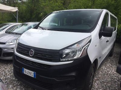 usata Fiat Talento (2016---) 1.6 TwinTurbo MJT 125CV PL-TN Combi 12q