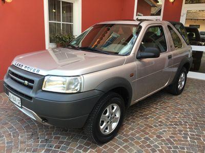 brugt Land Rover Freelander 1.8