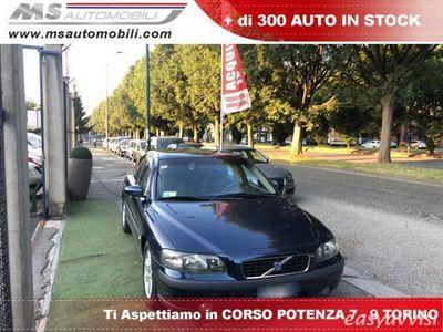 brugt Volvo S60 2.4 d 20v (130cv) momentum pelle unicoproprietario diesel