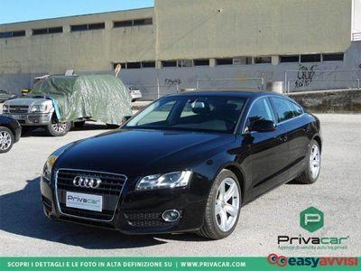 usata Audi A5 spb 2.0 tdi f.ap. diesel