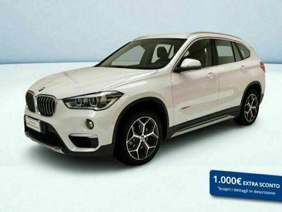 usata BMW X1 sdrive18d xLine auto