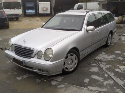 usata Mercedes E270 CDI cat S.W. Classic/AUT/TAGL/PERFETTA!