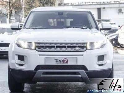 brugt Land Rover Range Rover 2.2 TD4 5p. Pure Tech Pack + xenon + navi Roma