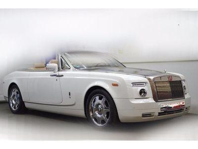 usata Rolls Royce Phantom Roll Royce 6.7 Drophead Coupè Usato