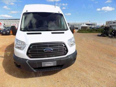 usata Ford Transit 350 2.2TDCi 155CV PL-SL-TA PWD Furgone Jumbo Entry del 2015 usata a Modugno