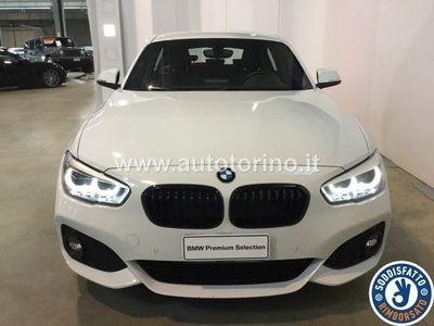 used BMW 118 SERIE 1 (5 PORTE) D 5 PORTE M SPORT SHADOW