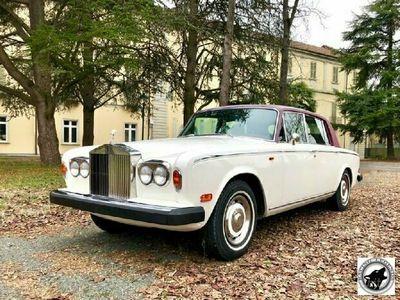 usata Rolls Royce Silver Shadow Silver Wraith II