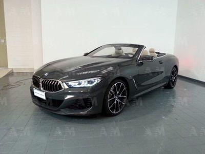 usata BMW M850 Serie 8 CabrioxDrive nuova a Lodi
