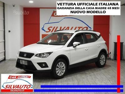 brugt Seat Arona 1.0 EcoTSI 95CV reference - UFFICIALE