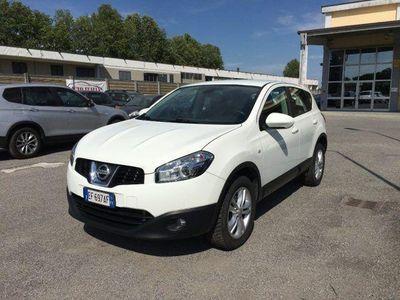 käytetty Nissan Qashqai 2.0 dCi 4WD DPF Acenta*EURO5*FAP*