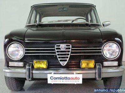 usata Alfa Romeo Giulia 1300 Super. ASI