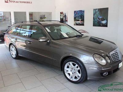 używany Mercedes 320 classe e s.w.cdi elegance