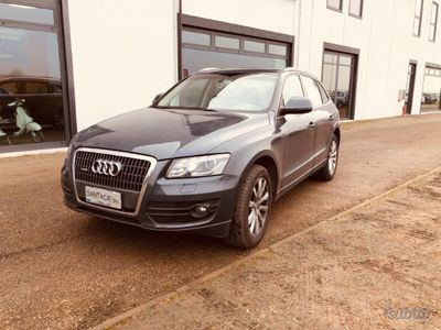 brugt Audi Q5 2.0 diesel expo o commercianti