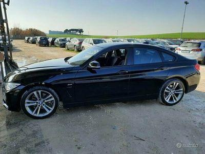 usata BMW 420 Gran Coupé Serie 4 Gran Coupé SERIE 4 d sport 140kw 5 PORTE BERLINA