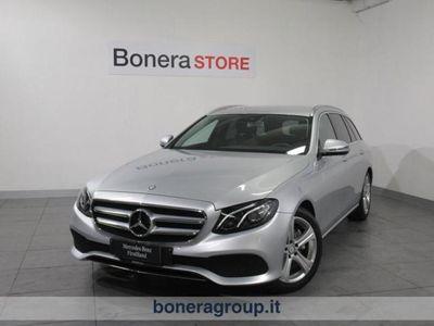usata Mercedes E220 S.W. Auto Business Sport rif. 11351095