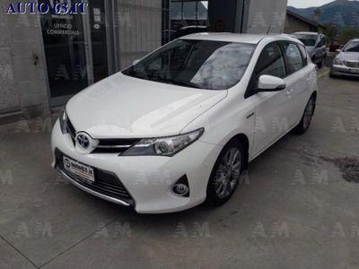 usata Toyota Auris Hybrid 5 porte Lounge usato