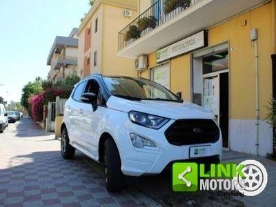 used Ford Ecosport EcoSport1.5 TDCi 100 CV S&S ST-Line Plus