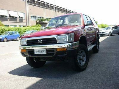used Toyota 4 Runner 2.4 turbodiesel 5 porte