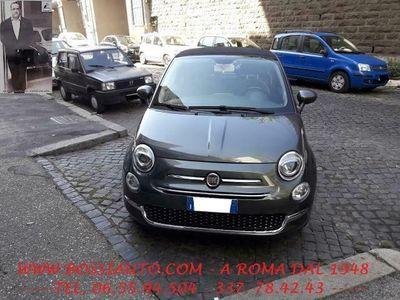 usata Fiat 500C 500C1.2 Lounge Atumatica