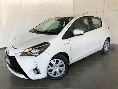 usata Toyota Yaris Hybrid Hybrid 2015 1.5 Hybrid 5p. Business
