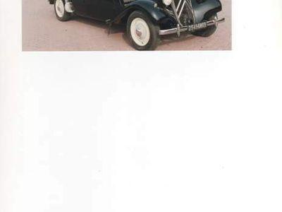 usata Citroën Traction Avant
