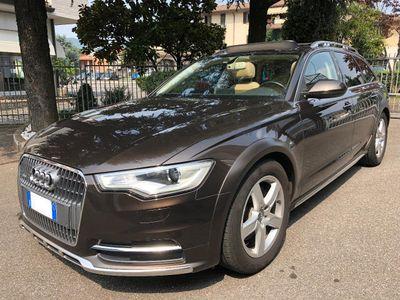 usata Audi A6 Allroad 3.0 TDI 245CV clean diesel S tronic Business Plus