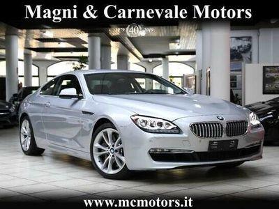 usata BMW 650 I |FULL LED|TELECAMERA|STERZO INTEGRALE|UNIPROP