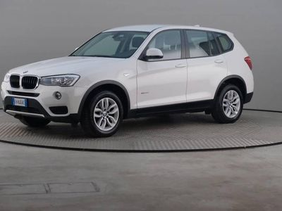 usata BMW X3 Xdrive 20d Aut. 4x4 Business Advantage