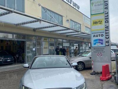 usata Audi A5 Cabriolet 1.8 TFSI multitronic Ambition Pesaro