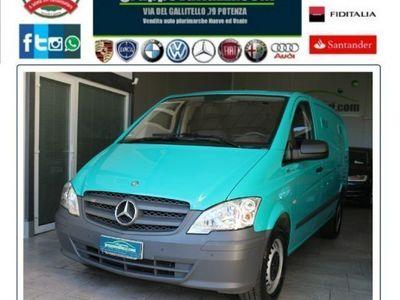 used Mercedes Vito 2.2 113 CDI TN Furgone Extralong