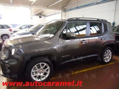 usata Jeep Renegade 1.0 T3 Limited nuovo