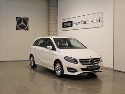 usata Mercedes B180 d Automatic Executive