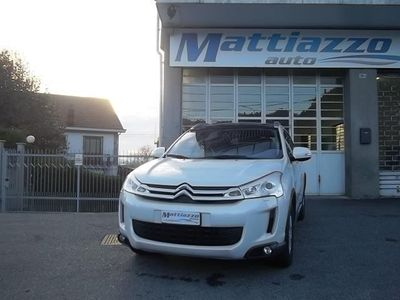 used Citroën C4 Aircross 1.8 HDi 150 Stop exclusive 4wd