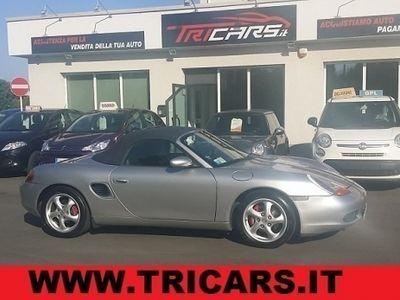 usata Porsche Boxster 2.5i 24V cat