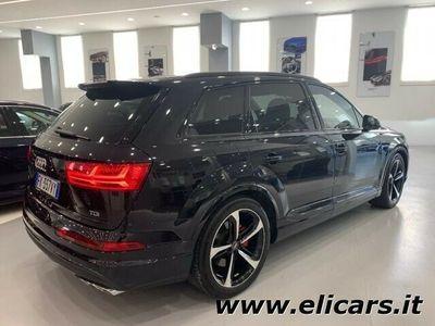 usata Audi SQ7 4.0 V8 TDI quattro tiptronic S-Line