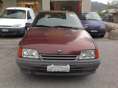 usata Opel Kadett 1.4i cat S 75 CV UNICO PROPRIETARIO