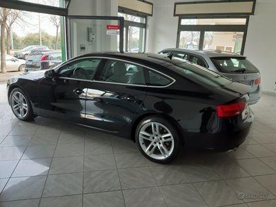 usata Audi A5 spb 2.0 tdi 190 cv