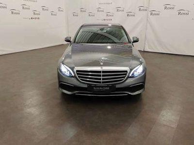 usata Mercedes E220 ClasseExclusive 4matic auto