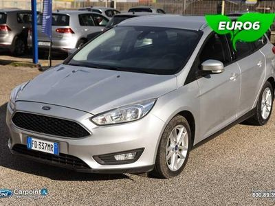 used Ford Focus SW 1.5 tdci Business s&s 120cv powershift