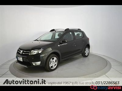 usata Dacia Sandero stepway 1.5 dci Prestige 90cv
